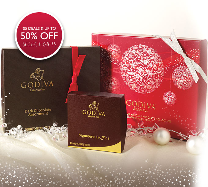 Black Friday Sale at GODIVA