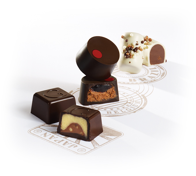Flavors of the World Gift Boxes