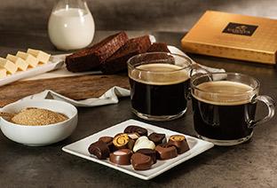 Chocolate Coffee Loaf