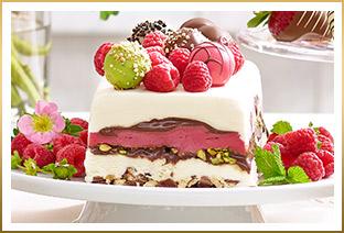 GODIVA Ice Cream Terrine