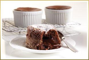 GODIVA Truffle Lava Cake