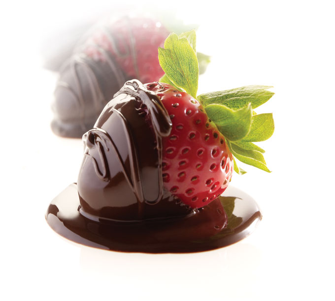Our World Famous Chocolate Dipped Strawberries - Now Online