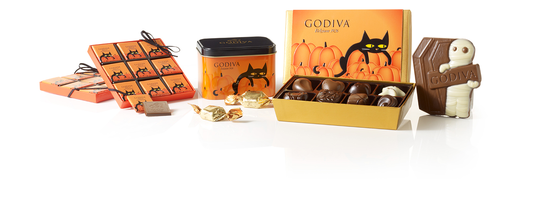 Shop GODIVA Halloween Treats