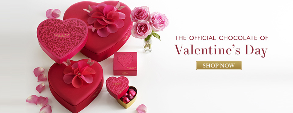 Godiva Chocolate Valentines Day Gifts