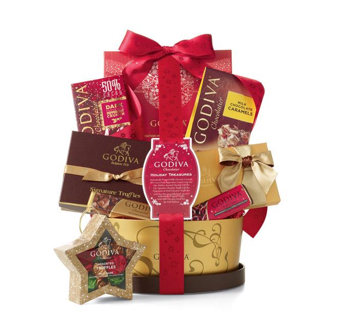 Shop Fall Chocolate Gift Baskets