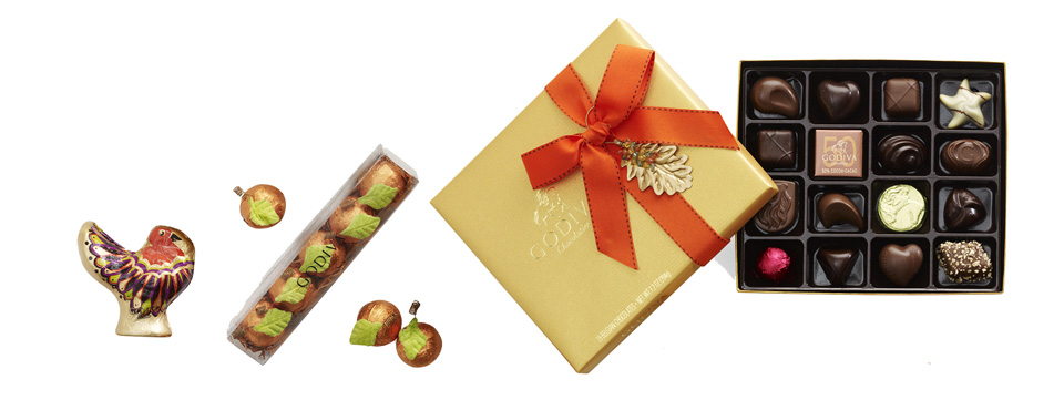 Fall Gifts at GODIVA.com