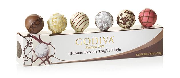 Ultimate Dessert Truffle Flight