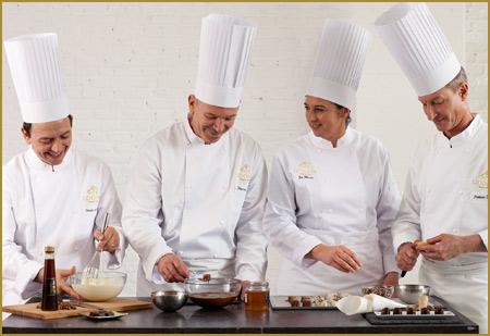 GODIVA Chefs and Chocolatiers