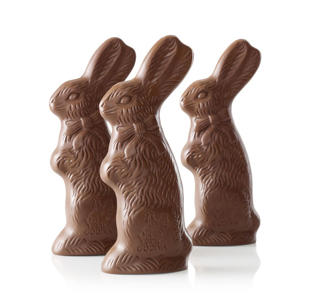 Shop Chocolate Eggs and Bunnies