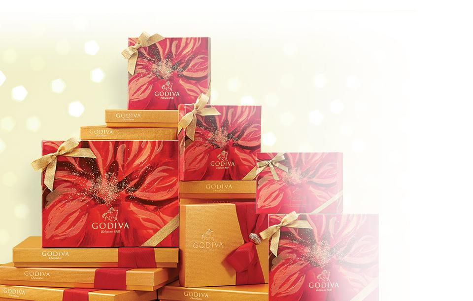 GODIVA Christmas Gifts
