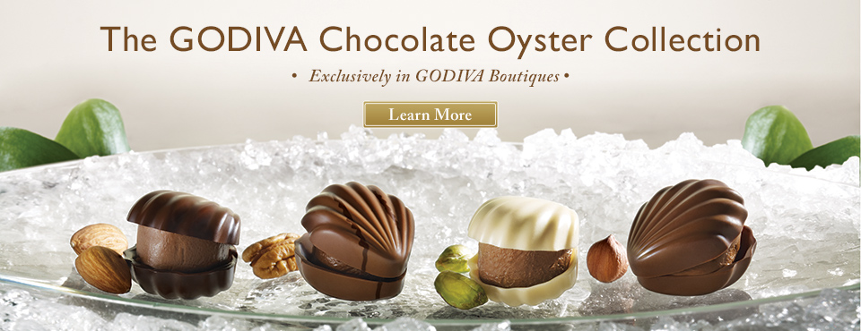 Chocolate Oyster Collection Now In Boutiques