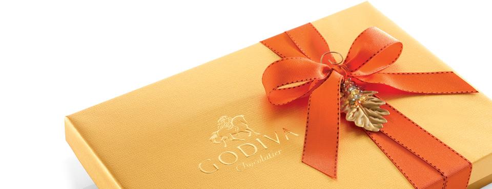 Fall Gifts at GODIVA.com