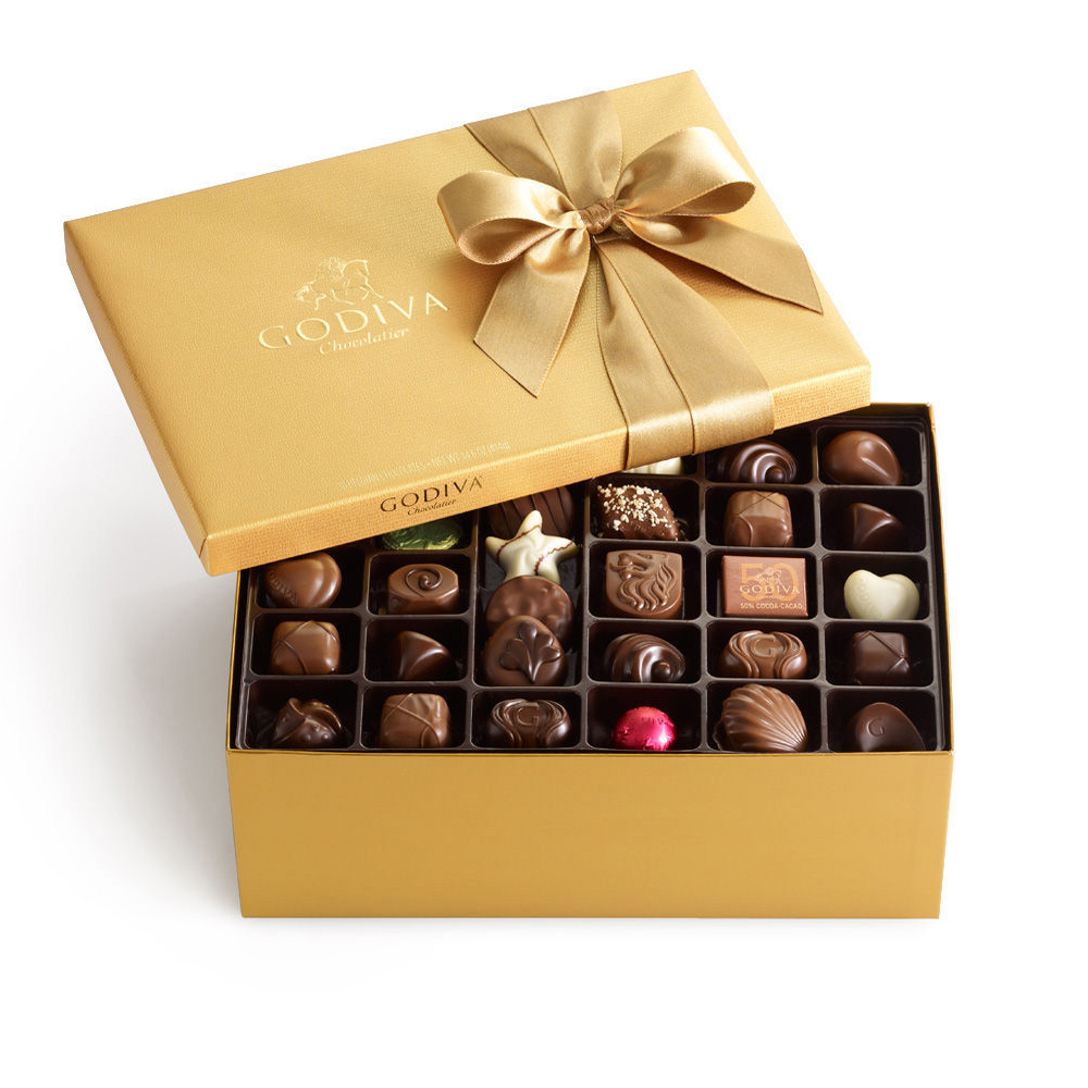 Image result for premium chocolate presents photos