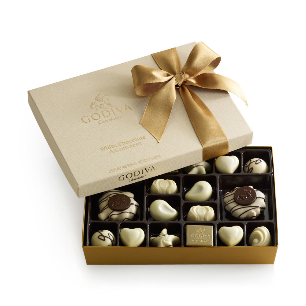 godiva wedding gift idea. gold collection appreciation gift set ...