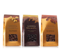Gift Ideas for Him - Milk and Dark Chocolate Nuts