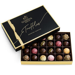 Signature Chocolate Truffles Gift Box, 24 pc.