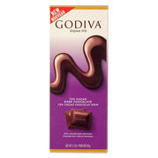 Dark Chocolate Bar, 72% Cocoa, 90 grams