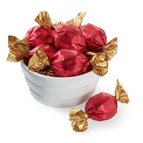 Wrapped Milk Chocolate Strawberry Truffles