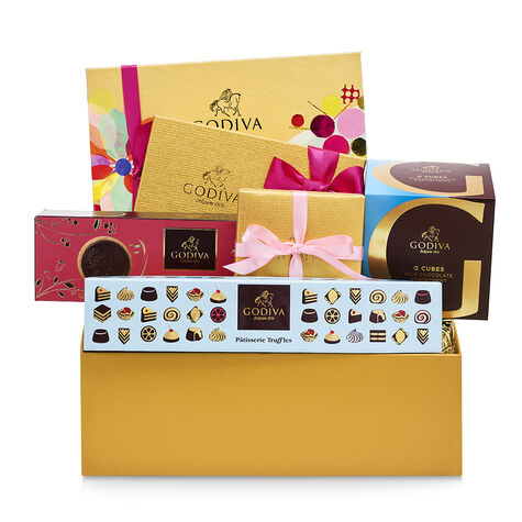 Shades of Spring Gift Box