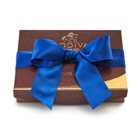 12 pc. Signature Truffles with Hanukkah Ribbon