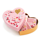 Valentine's Day Mini Heart Gift Box, 6 pc.