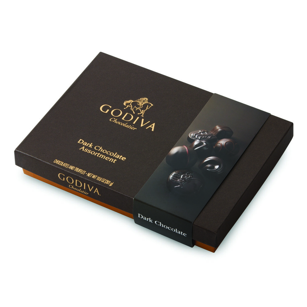 27 pc. Dark Chocolate Gift Box