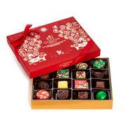 Assorted Chocolate Seasonal Gift Box, 16 pc.