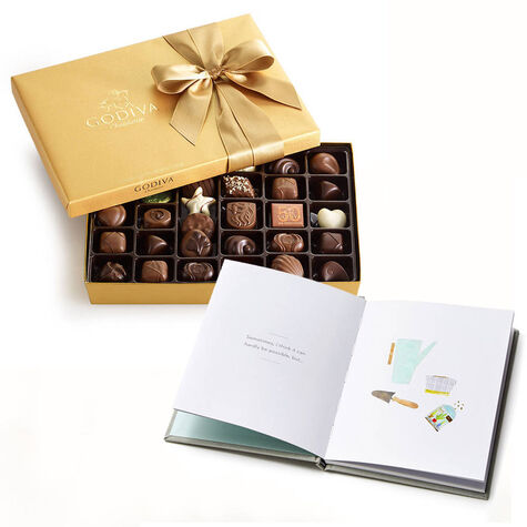 Even More than Yesterday Book with Gold gift Box, 36 pc.