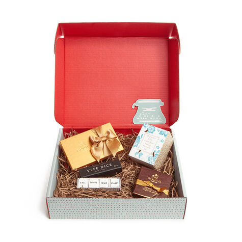 Date Night Gift Box with Vice Dice