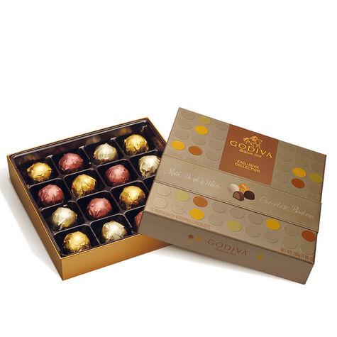 16 pc. Chocolate Bonbons Gift Box