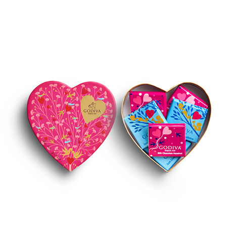 6 pc. Mini Hearts (Set of 4)