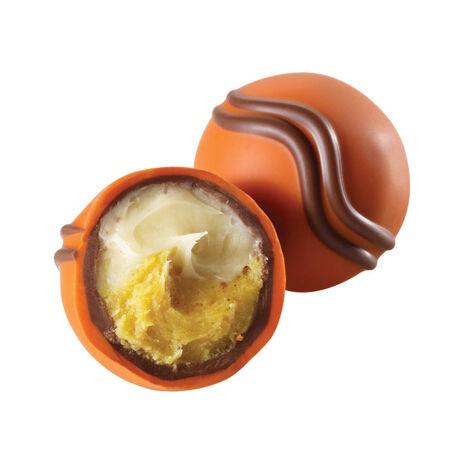 Seasonal Flavor: Pumpkin Trufflelata