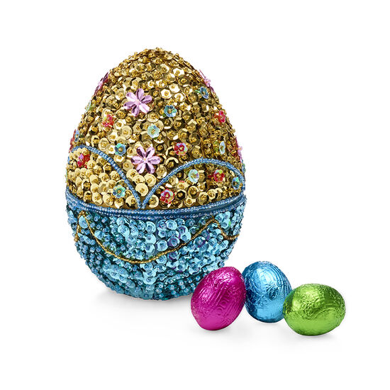 Collectible Beaded Easter Egg image number null