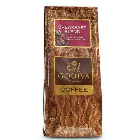 Breakfast Blend Coffee, Ground, 10 oz.
