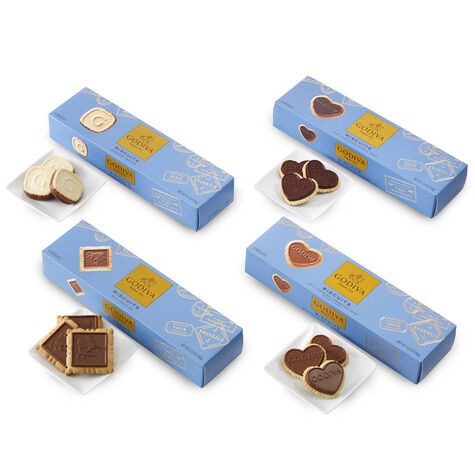 Gourmet Biscuits Sampler (Set of 4)