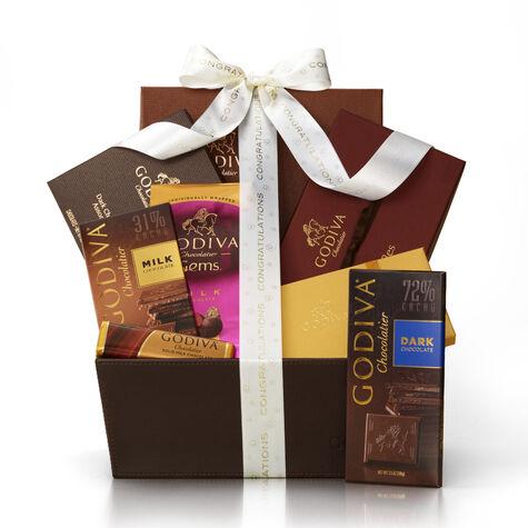 Chocolate Temptations Gift Basket