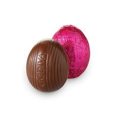 Solid Milk Chocolate Egg
