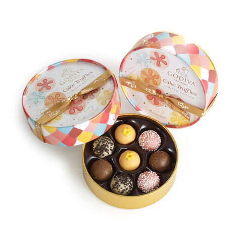 Cake Truffles Gift Box ( Set of 2 )