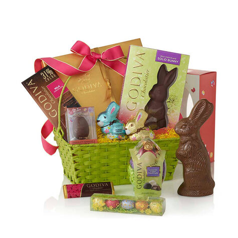 Easter Luxuries Gift Basket
