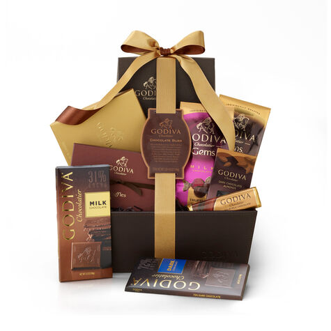 Chocolate Bliss Gift Basket