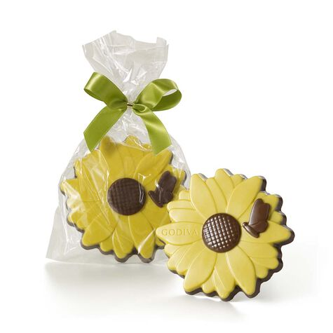 Milk Chocolate Sunflower