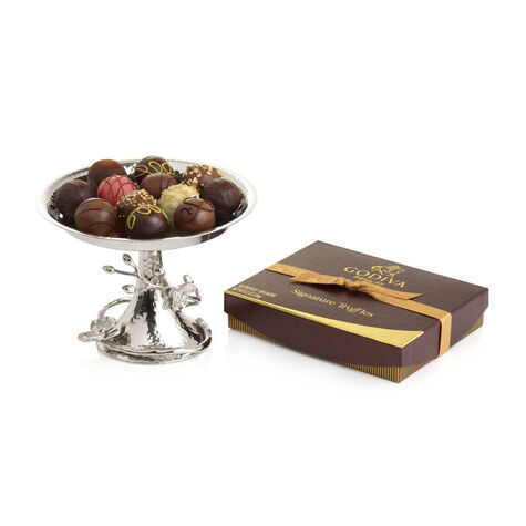 White Orchid Truffle Gift Set Featuring Michael Aram