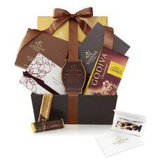 $100 Godiva Gift Card & Chocolate Lover's Gift Basket