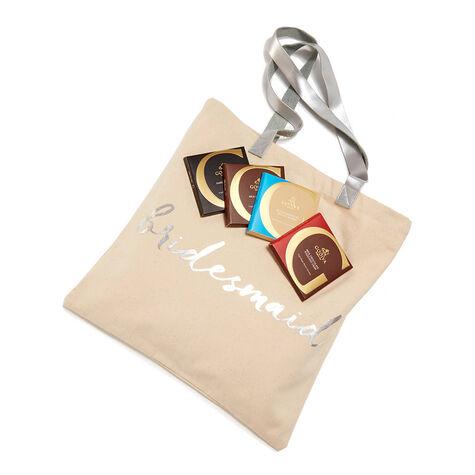 Bridesmaid Tote Bag G by Godiva Gift Set