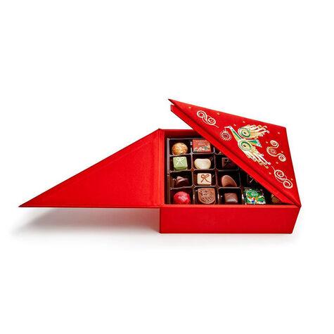 $100 GODIVA Holiday Gift Card & Luxury Chocolate Gift Box