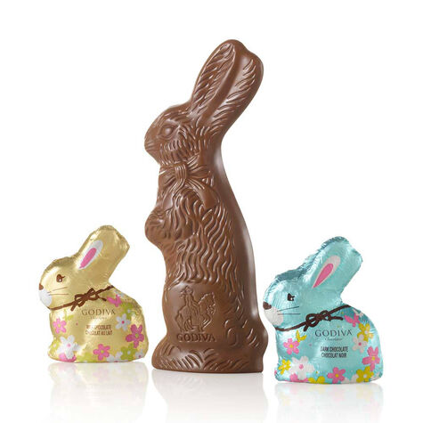 Chocolate Bunny Lovers Gift Set