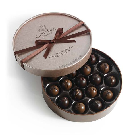 18 pc. Mousse Chocolate Gift Box