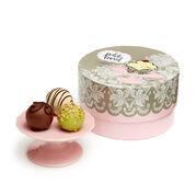 Mini Dessert Pedestal, Pink