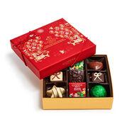 Assorted Chocolate Seasonal Gift Box, 9 pc.
