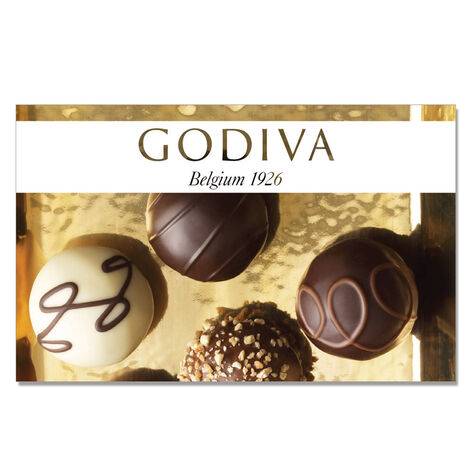 $25 GODIVA Gift Card